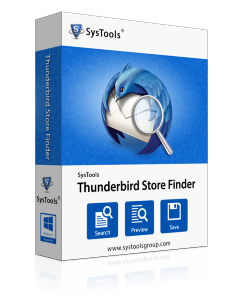 Thunderbird Store Finder